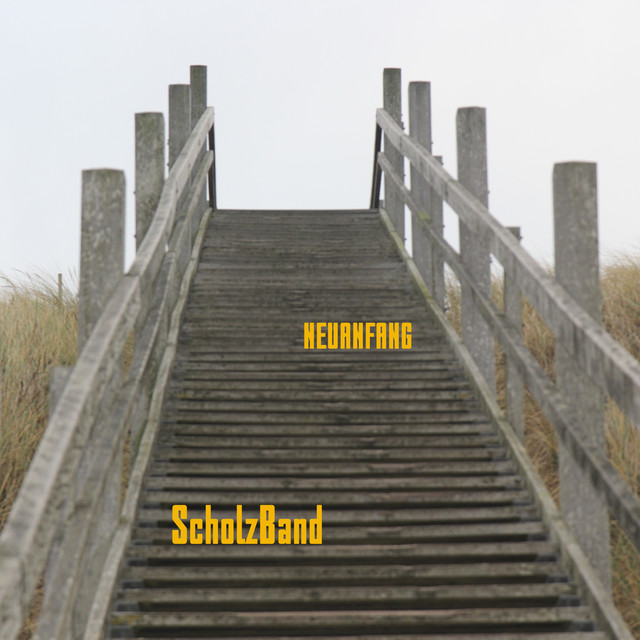 Album cover for Neuanfang by ScholzBand