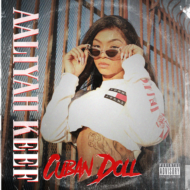 Album cover for Aaliyah Keef by Cuban Doll