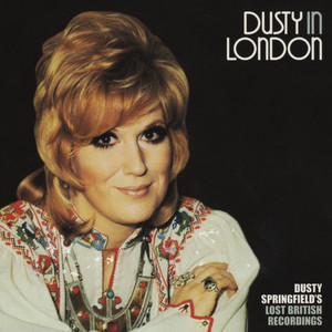Dusty Springfield See All Her Faces cover