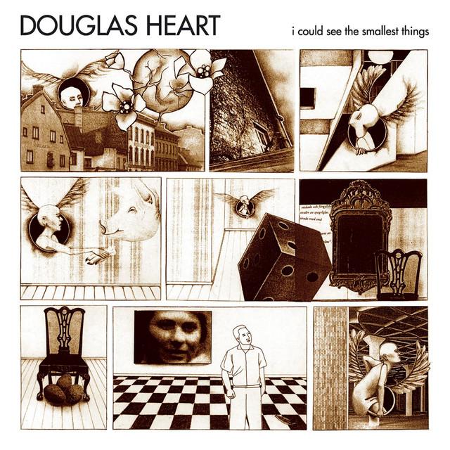 Skivomslag för Douglas Heart: I Could See The Smallest Things