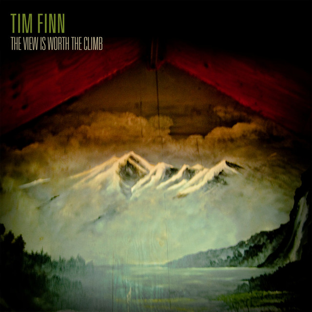 Tim Finn The View Is Worth the Climb album cover