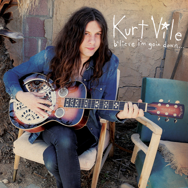 Album cover for b'lieve i'm goin down... by Kurt Vile