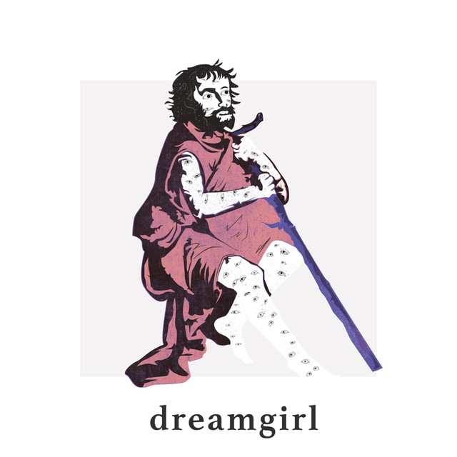 Album cover for Dreamgirl by Dreamgirl