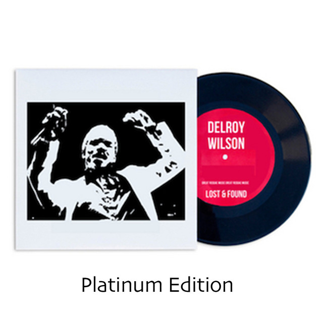 Lost & Found - Delroy Wilson (Platinum Edition)