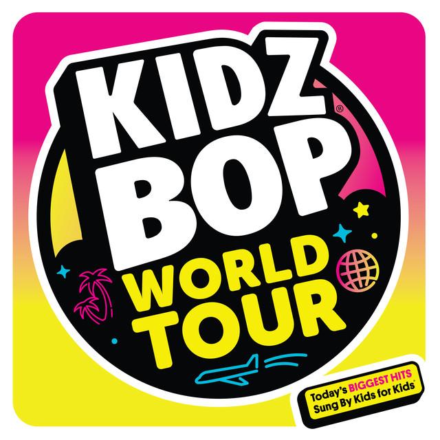 Album cover for KIDZ BOP World Tour by Kidz Bop Kids