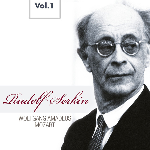 Rudolf Serkin, Vol. 1 (1938, 1951) Albumcover