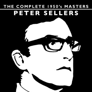The Complete 1950's Masters - Peter Sellers album