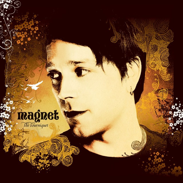 Album cover for The Tourniquet by Magnet
