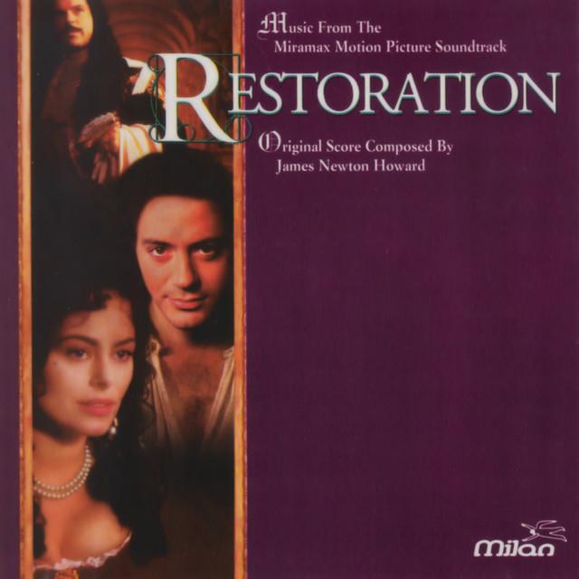 Restoration (Original Motion Picture Soundtrack) Albumcover