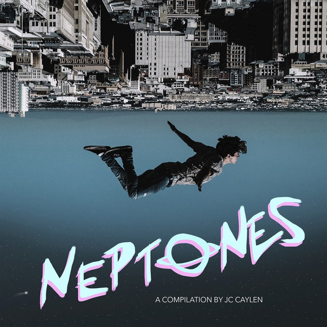 Album cover for Neptones: A Compilation by JC Caylen by JC Caylen