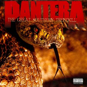 The Great Southern Trendkill Albumcover