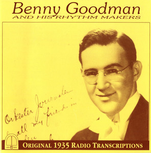 Benny Goodman, Benny Goodman Rhythm Makers Farewell Blues cover