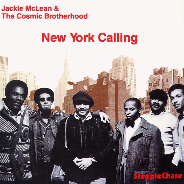 Jackie McLean New York Calling album cover