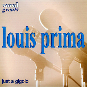 Louis Prima Angelina cover
