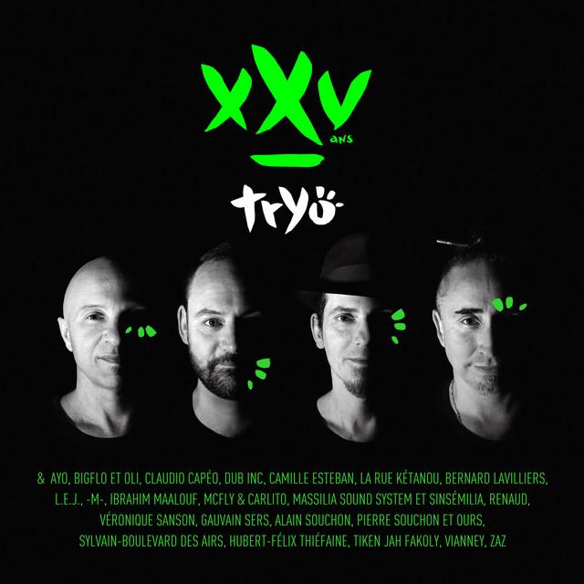 Les anciens XXV cover