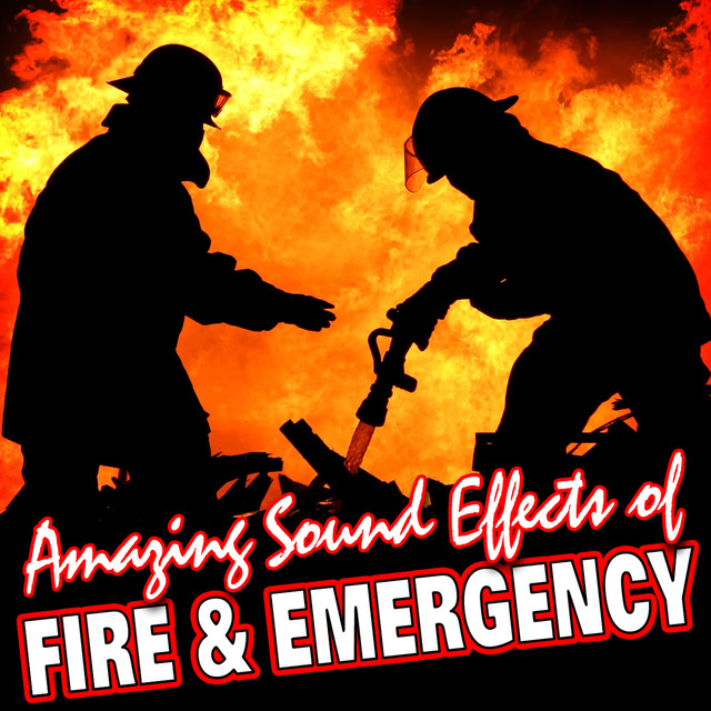 Large Office Building Fire Alarm with Slow Beeping, a song