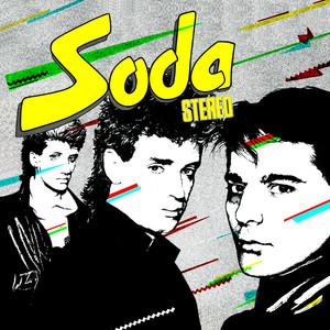 Soda Stereo (Remastered) Albumcover