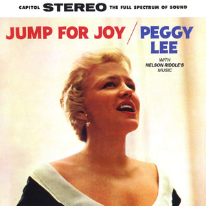 Peggy Lee Jump for Joy cover