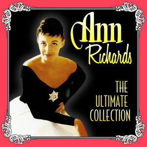 Ann Richards Please Be Kind cover
