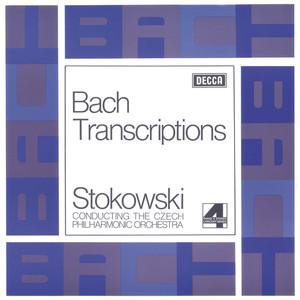 Bach Transcriptions album