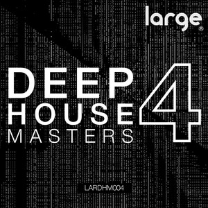 Deep House Masters 4 (Unmixed Version) Albumcover
