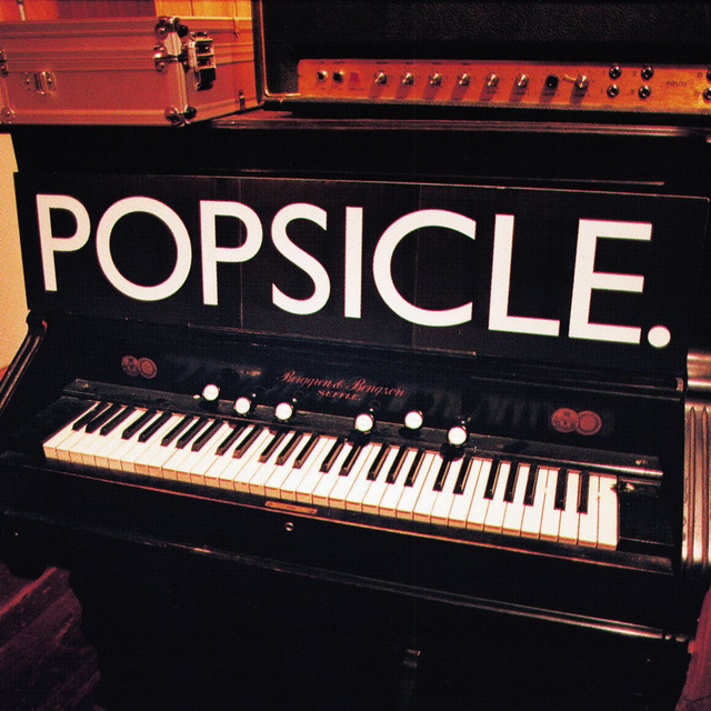 Skivomslag för Popsicle: Popsicle