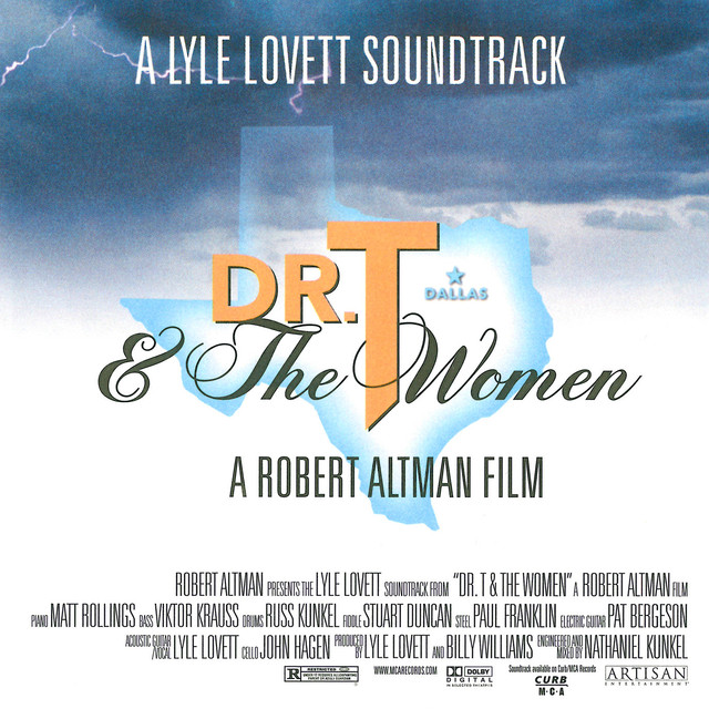 Dr. T & The Women (Original Motion Picture Soundtrack)