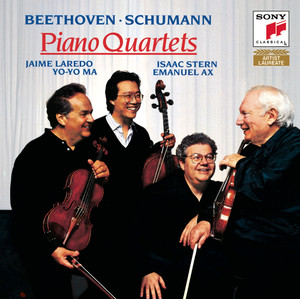 Beethoven, Schumann: Piano Quartets (Remastered) Albumcover