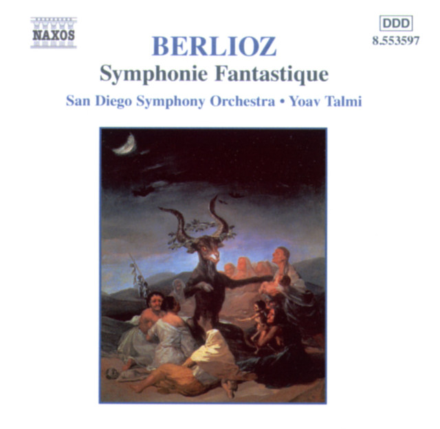 an analysis of the five movements in the symphonie fantastique by hector berlioz Symphonie fantastique by hector berlioz one may even dispense with distributing the programme and keep only the title of the five movements.