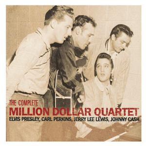 The Complete Million Dollar Quartet Albumcover