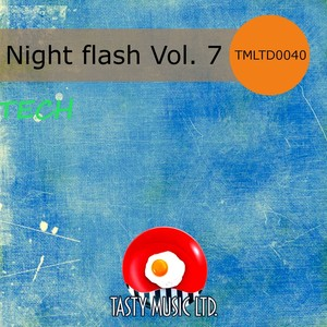 Night Flash Vol. 7 Albumcover