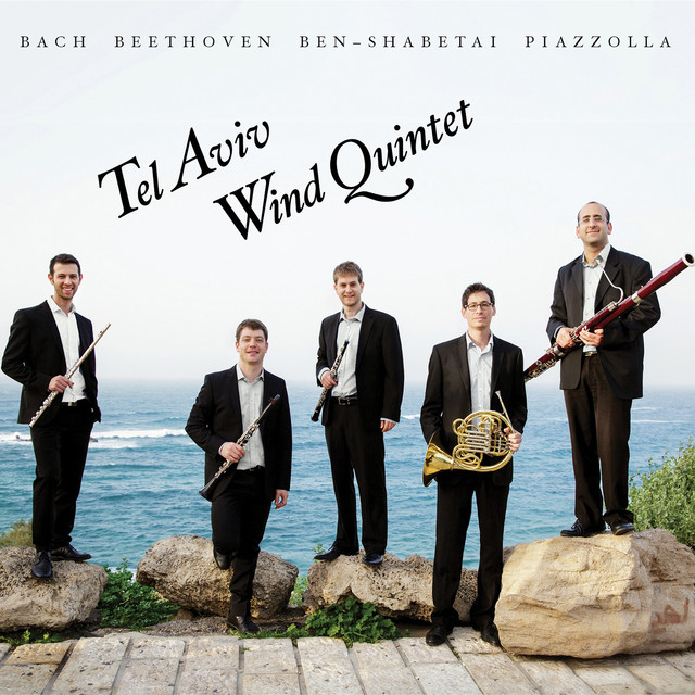 A  Piazzolla: Libertango, a song by Tel Aviv Wind Quintet on Spotify