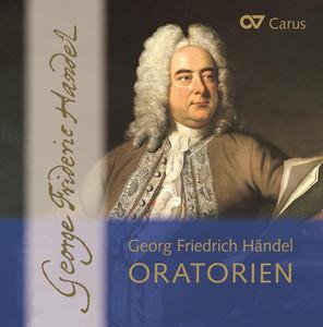 Handel: Oratorios Albümü
