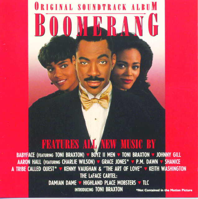 Image result for Boomerang soundtrack