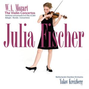 Mozart: The Violin Concertos Albümü