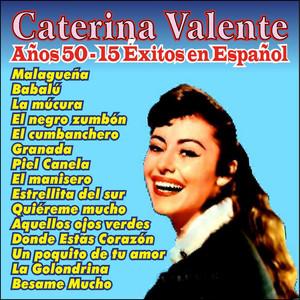 Caterina Valente, Kurt Edelhagen Orchestra Malagueña cover