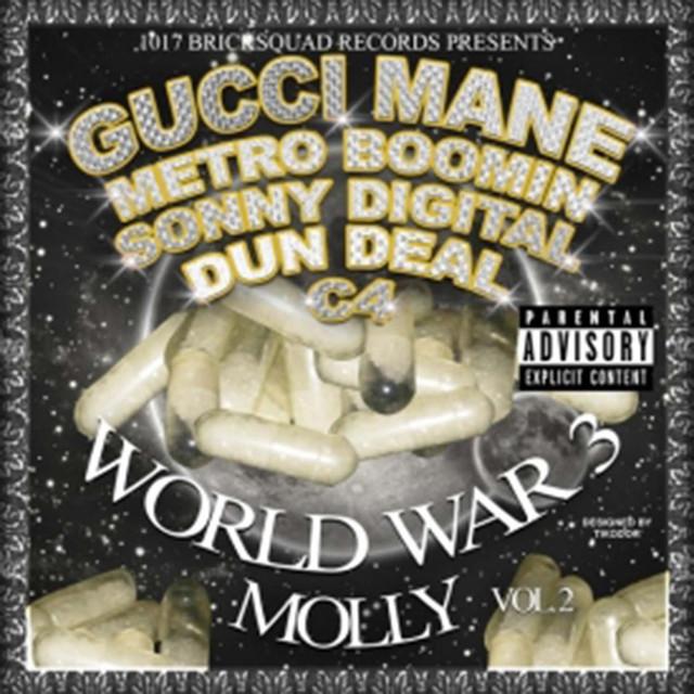 World War 3 (Molly) Albumcover