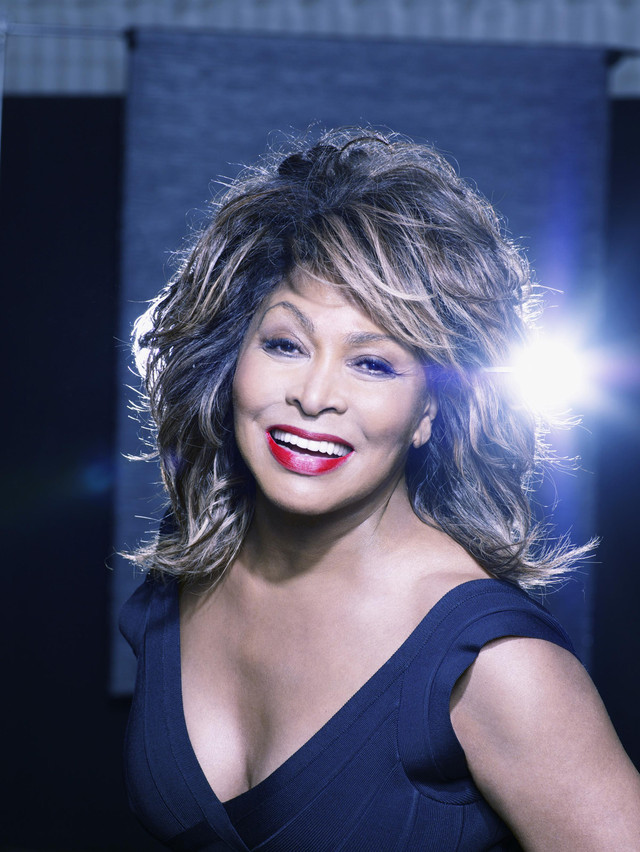 Tina Turner Push cover
