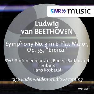 "Beethoven: Symphony No. 3 in E-Flat Major, Op. 55 ""Eroica"" Albümü"