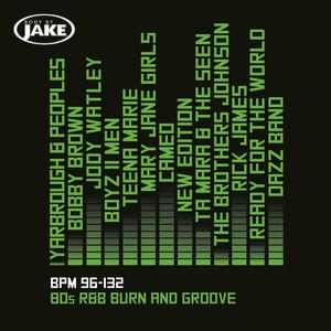 Body By Jake: 80s R&B Burn And Groove (BPM 96-132) album