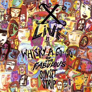Live at The Whiksy A Go-Go On the Fabulous Sunset Strip Albumcover