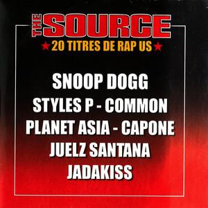 The Source Magazine (Fr) Mixtapes, Vol. 8 album