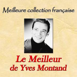 Meilleure collection française: le meilleur de Yves Montand album