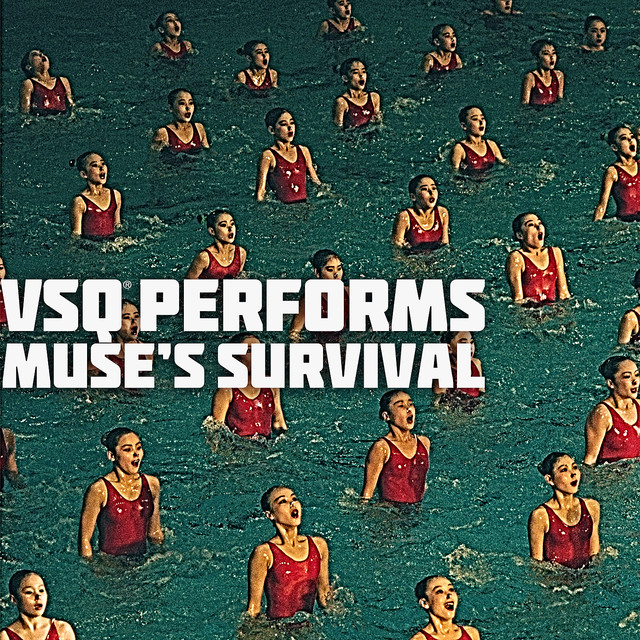 VSQ Performs Muse's Survival By Vitamin String Quartet On