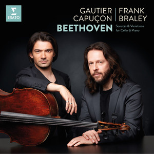 Beethoven: Complete Works for Cello & Piano Albümü