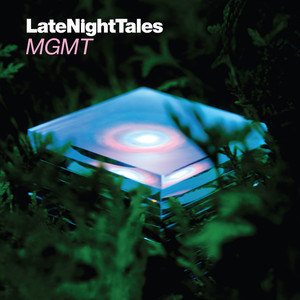 Late Night Tales: MGMT Albumcover