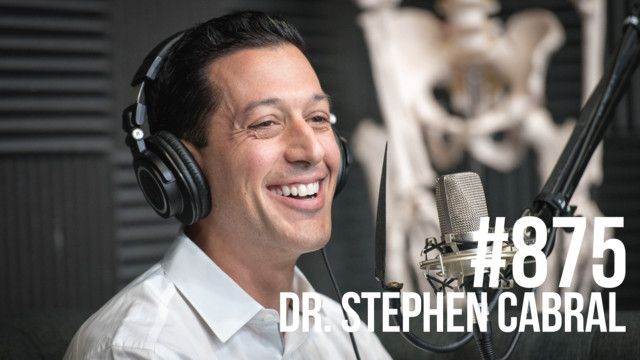 875: Dr  Stephen Cabral, an episode from Sal Di Stefano