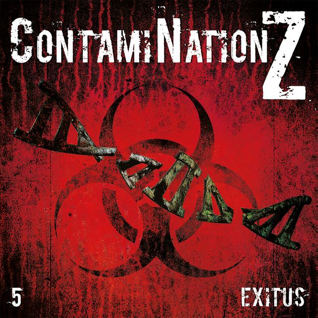 Contamination Z (Folge 5 - Exitus) Cover