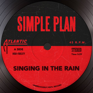 Singing In The Rain - Simple Plan