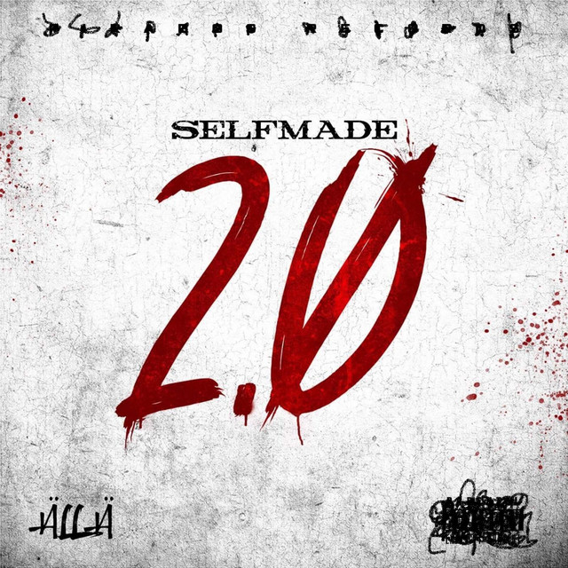 Album cover for Selfmade 2 by Ällä